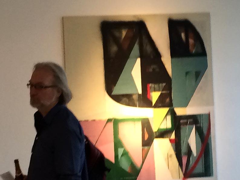 Jeroen Erosie @ Alice Gallery