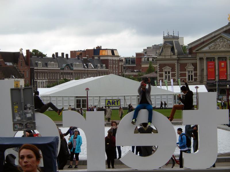 Amsterdam Art Fair 2016
