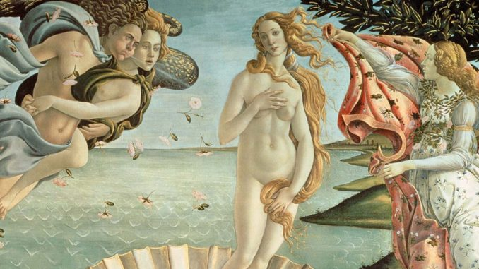 Londen: Botticelli Reimagined