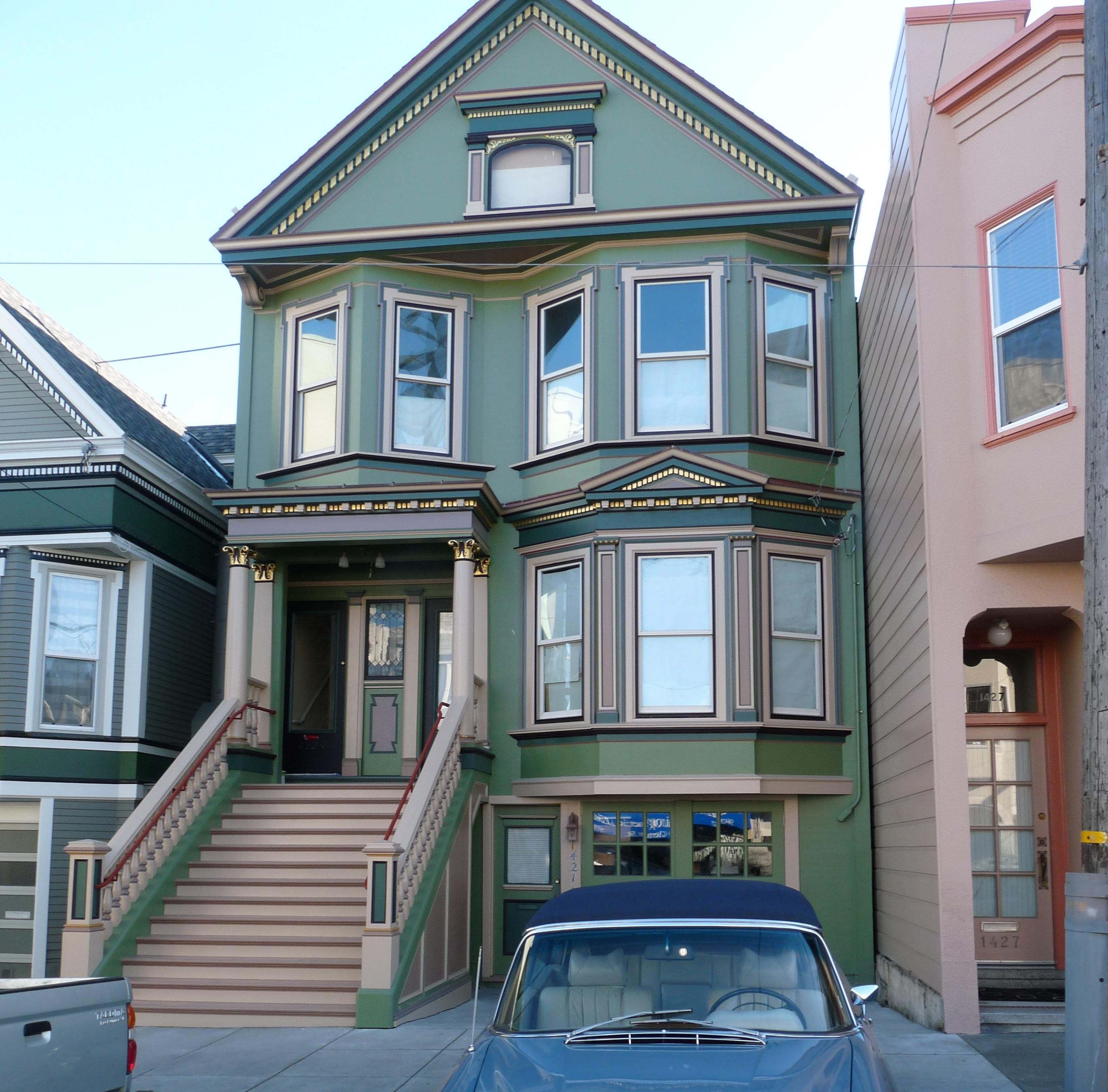 De kleurendokter van San Francisco