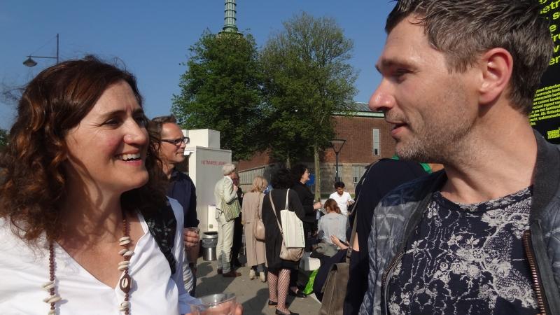 26 Marjolijn van der Meijden (producent) in gesprek met Bryan van Campenhout DSC00776