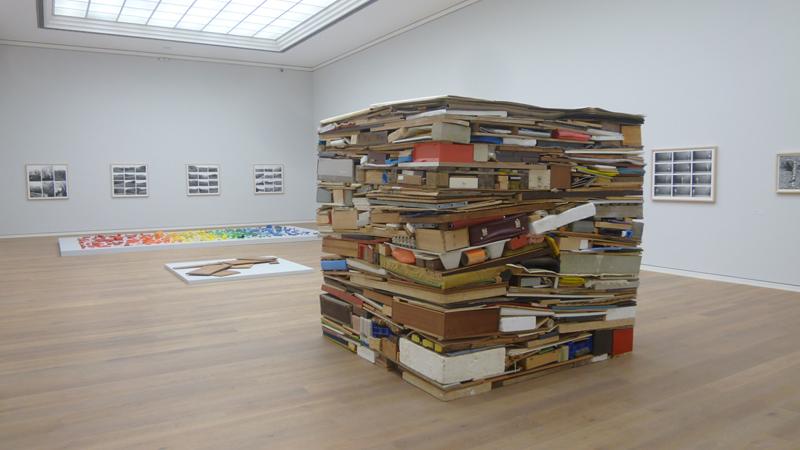 Tony Cragg,  Retrospective Parts of the World