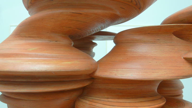 Tony Cragg,  Retrospective Parts of the World