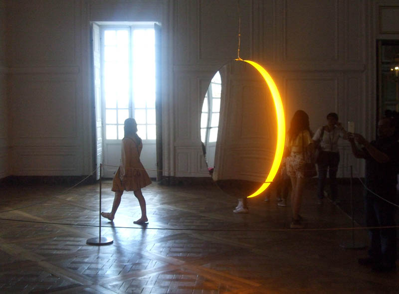 Olafur Eliasson @ Versailles