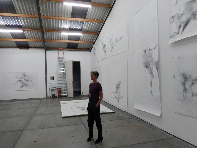 Femke Gerestein en Maria Marshall @ Kaus Australis