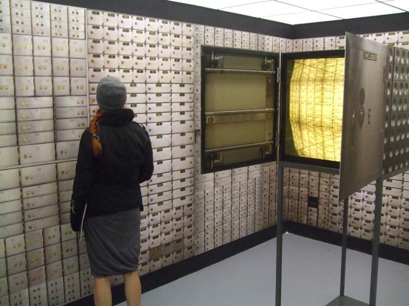 Money To Burn @ Zachęta National Gallery, Warschau
