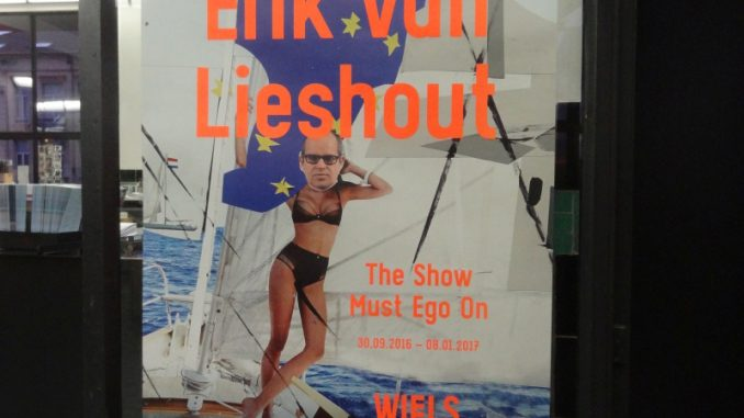 Erik van Lieshout: The Show Must Ego On @ Wiels