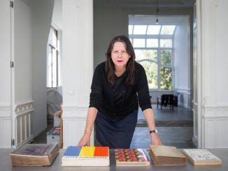 De bibliotheek van Irma Boom in de New York Times