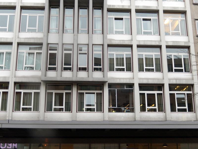 Het raam van Körmeling