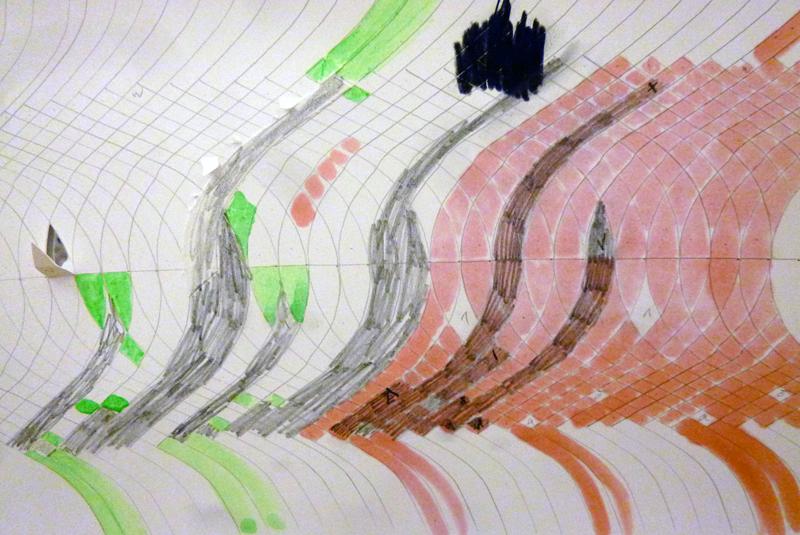 Sharpe-Walentas Studio Program studiobezoek: Tuguldur Yondonjamts