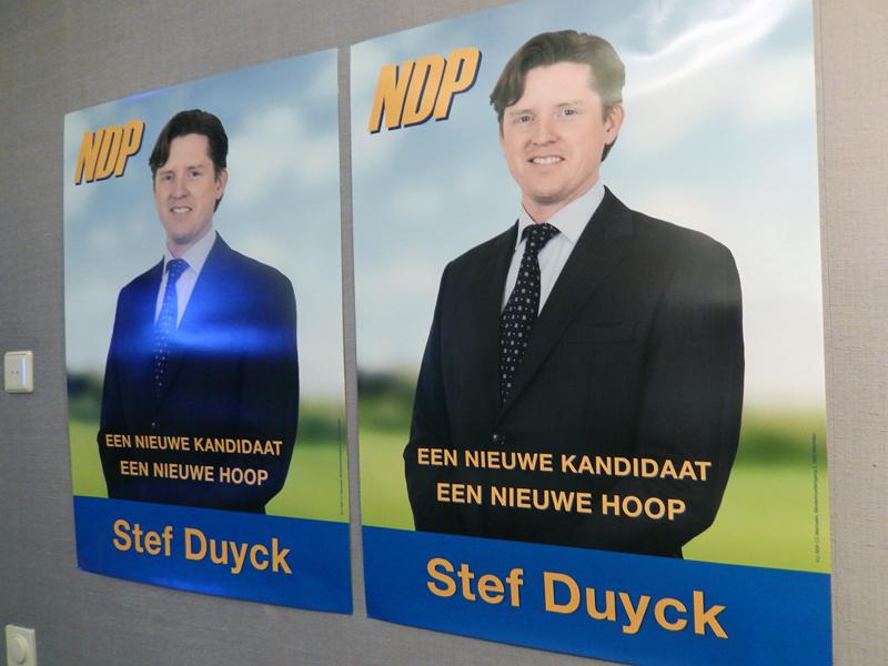 See how the land lays @ West in Huis Huguetan (Hoge Raad)