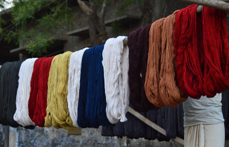 Textiel Factorij Retracing textiles between India and the Netherlands