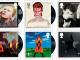 Bowie als postzegelvel