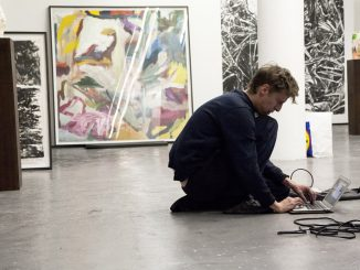 About Robert Rino, Rinus Van de Velde @ Nest