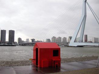 Sideshow Hofbogen, Art Rotterdam 2009