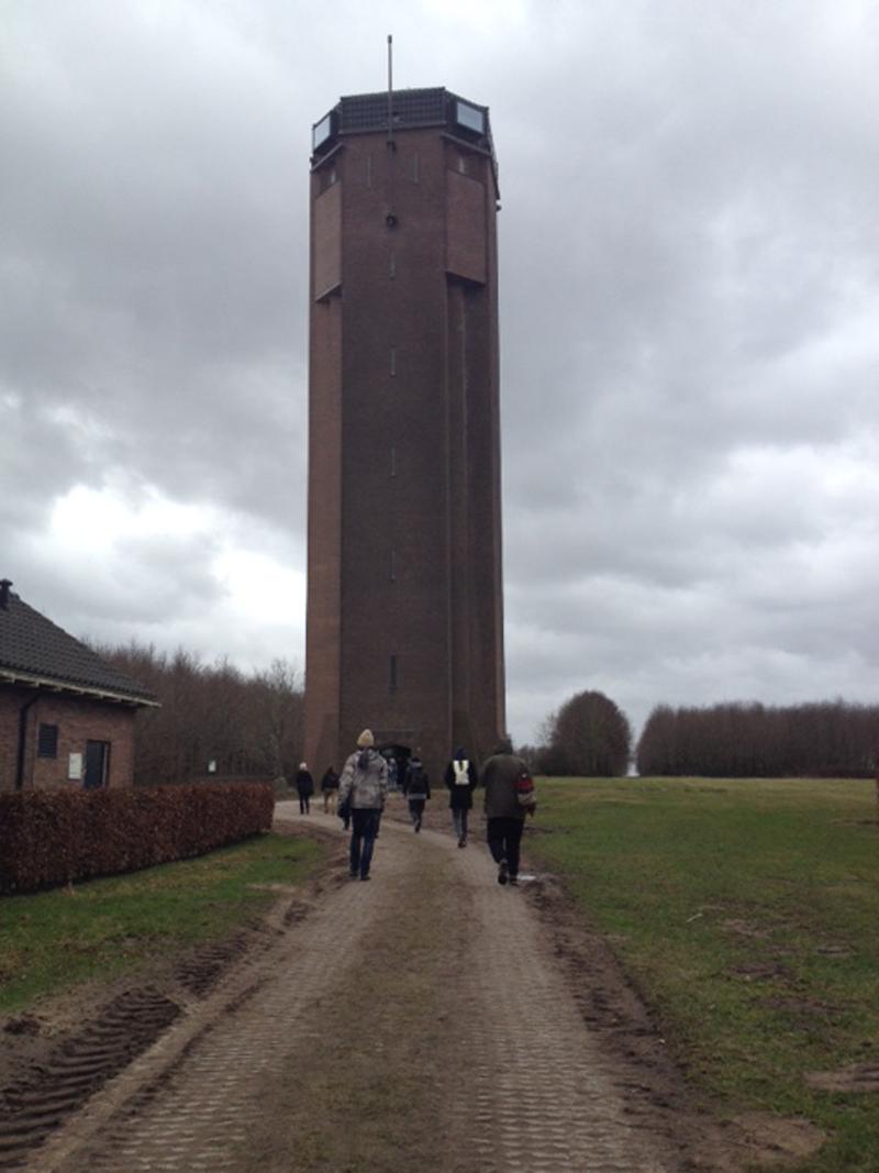 Sonic Acts @ de watertoren in Meppel