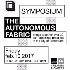 The Autonomous Fabric Symposium