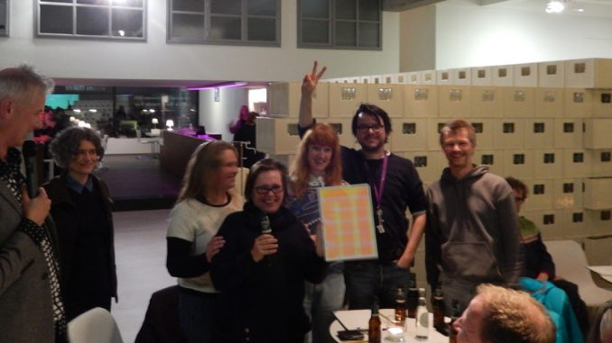 Grote Kunstkwis tien jaar trendbeheer @ Garage Rotterdam, 2015
