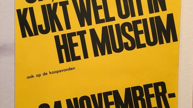 In de greep van de kunst, over Pierre Janssen@ Museum Arnhem