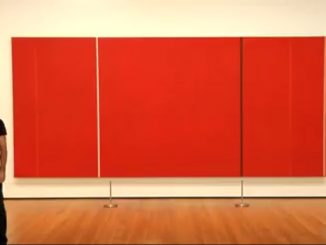 How to schilder als Barnett Newman