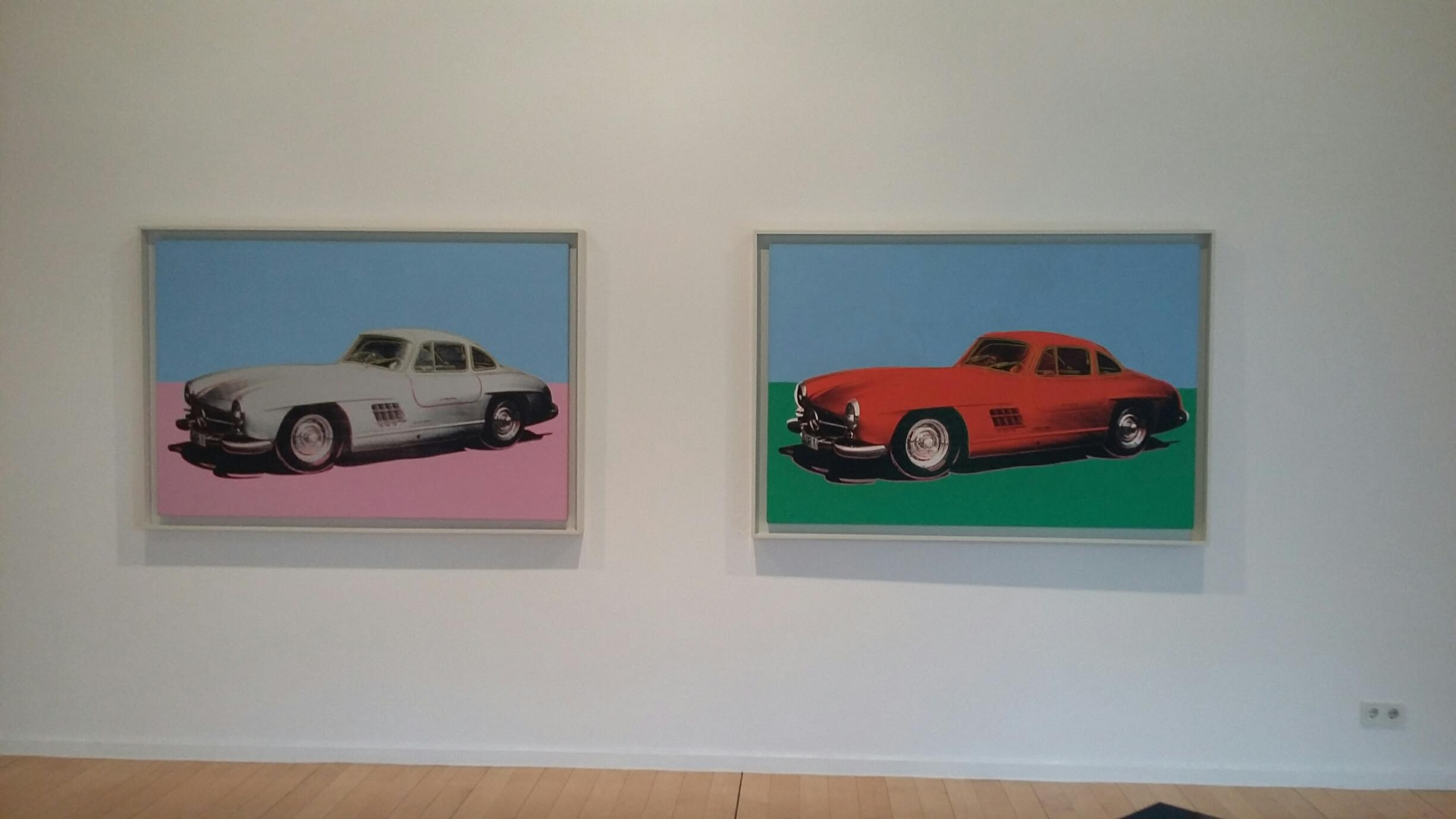 Daimler Art Collection