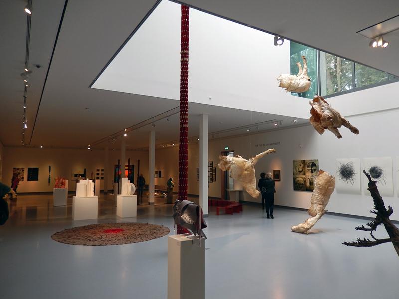 Kunst = een veelkoppige draak @ Museum Kranenburgh