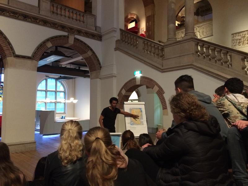 Lampedusa @ Tropenmuseum Amsterdam