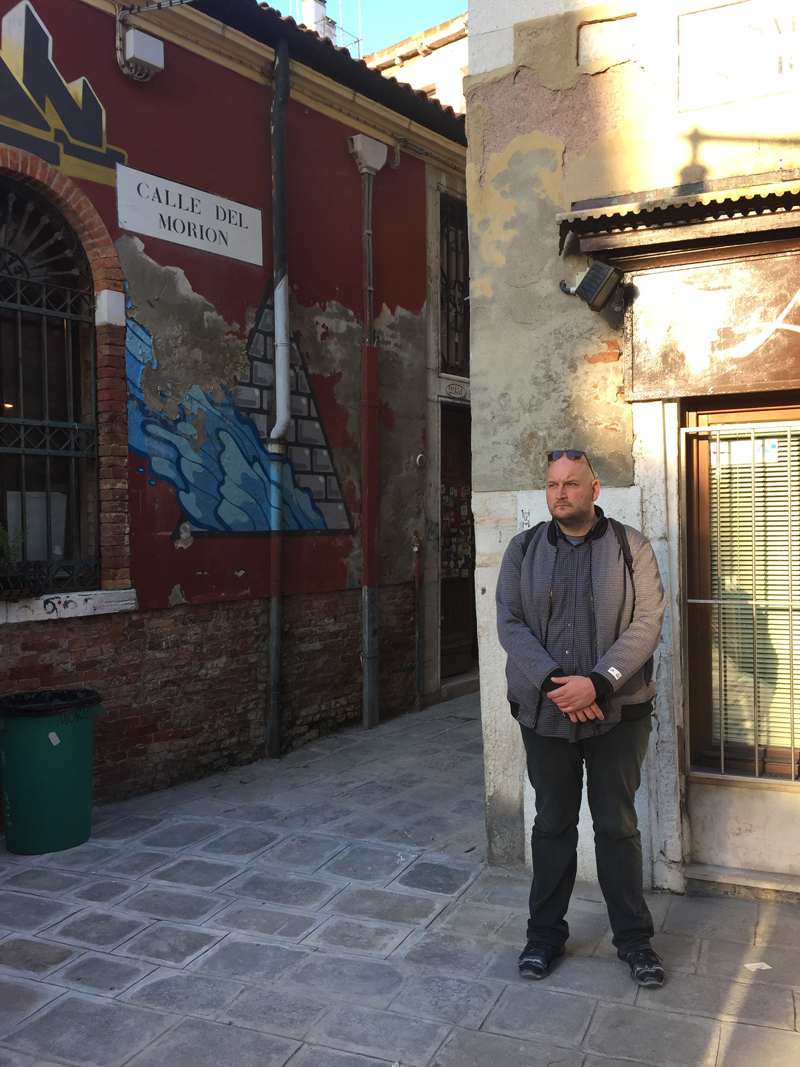 Wish You Were Here: Emile Zile at Venice Biennale 2017