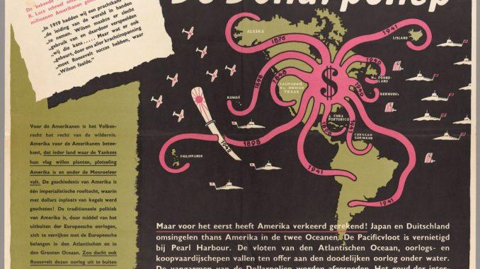 De octopus in propaganda