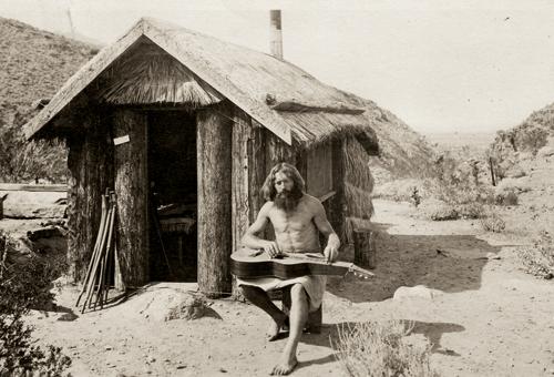 De proto-hippies van Californië