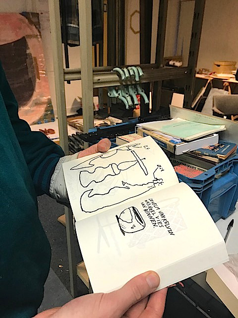 Atelier Kim David Bots