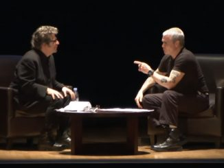 Henry Rollins in gesprek met Robert Longo @ The Broad