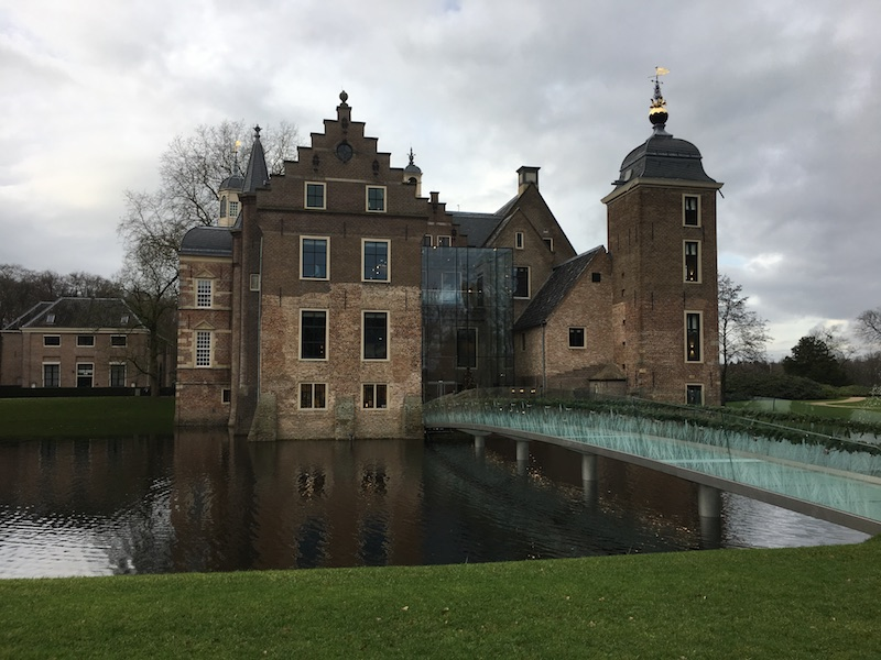 Een kasteel voor Carel Willink