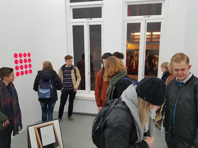 Apprentice Master 2017-2018, #AMP9: Daan den Houter @ Kunstpodium T