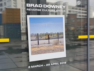 Brad Downey @ MU