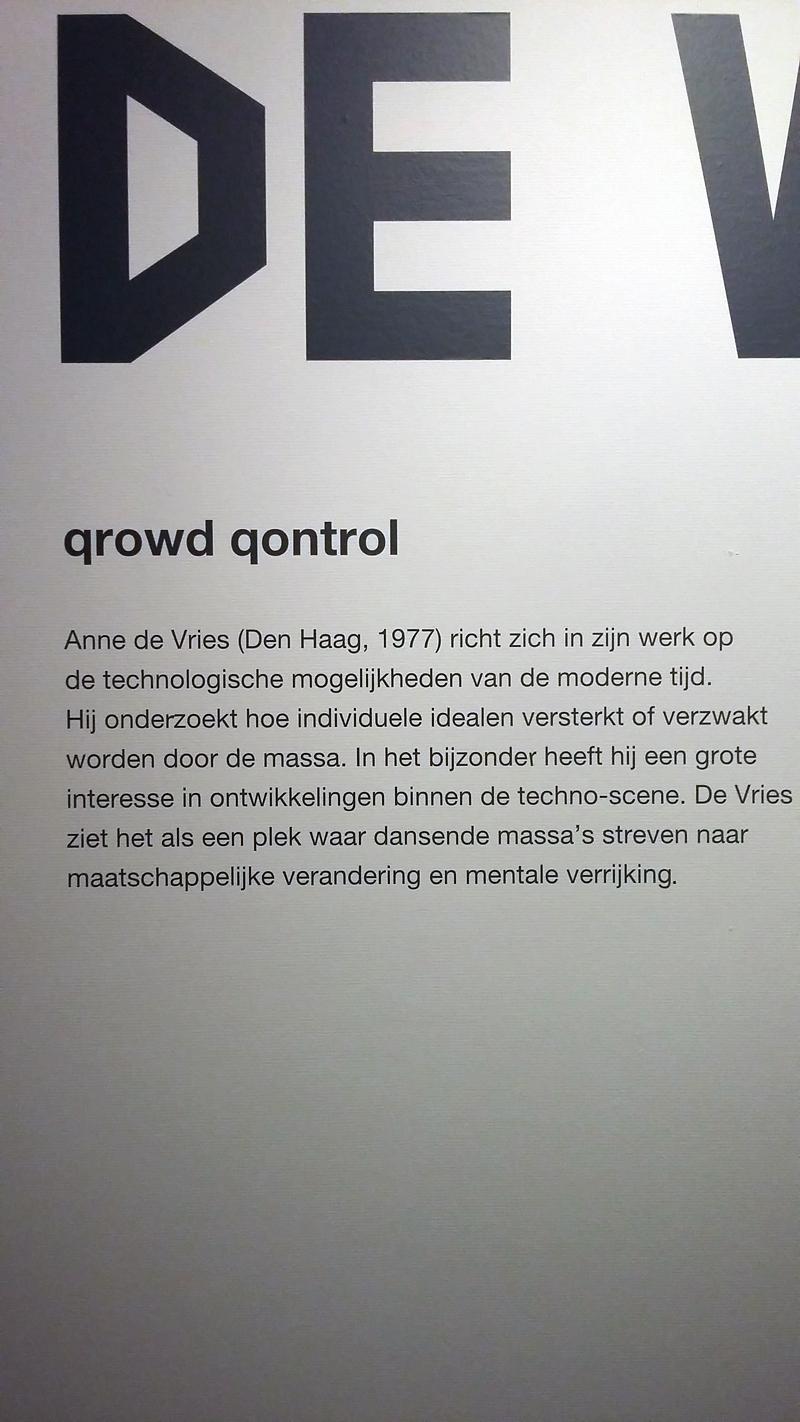 Anne de Vries @ Fries Museum