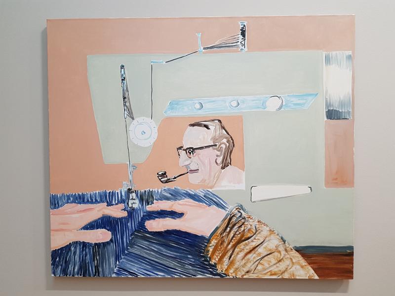 De Meest Eigentijdse Schilderijen Tentoonstelling @ Dordrechts Museum