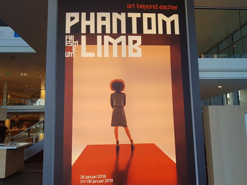 Phantom Limb @ Fries Museum