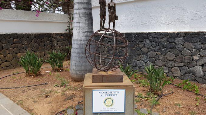 Monument voor de toerist