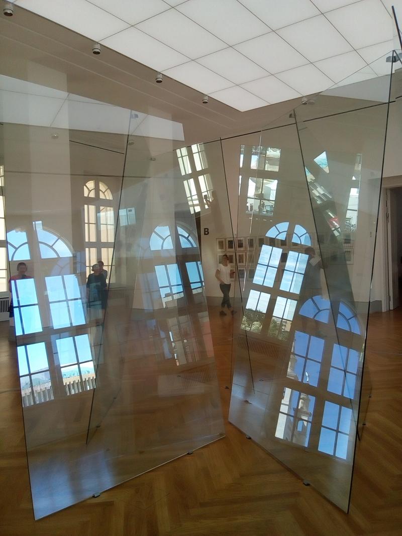 Gerhard Richter in Museum Barberini Potsdam