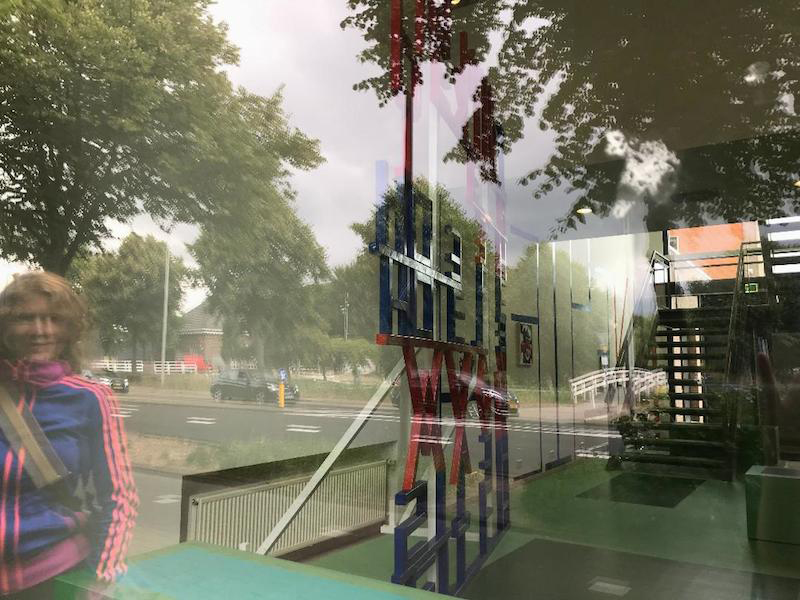 Rondje Amsterdam met Joanneke Meester