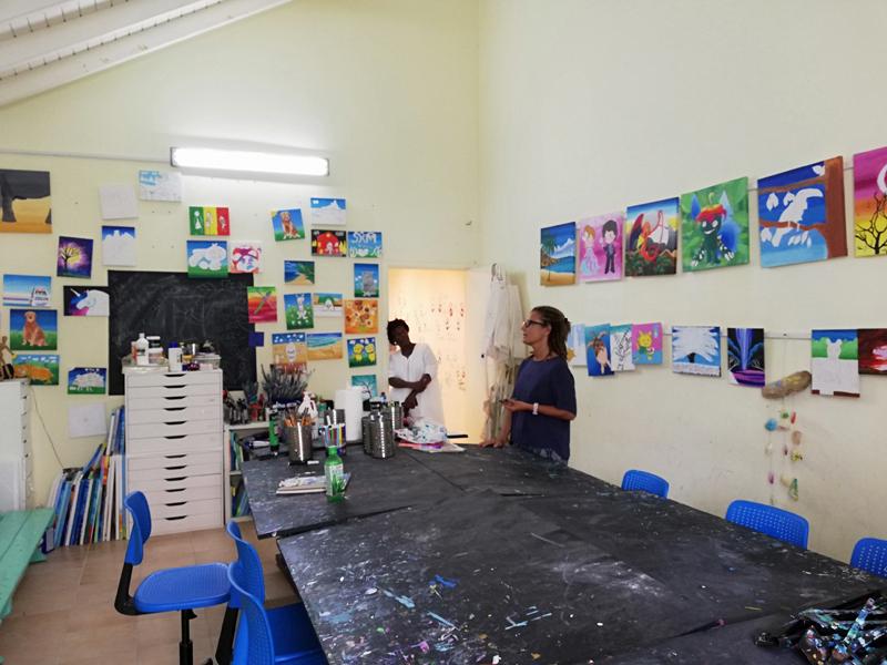 St. Maarten/St. Martin – Instituten