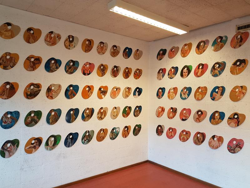 Big Art Amsterdam in de Bijlmerbajes