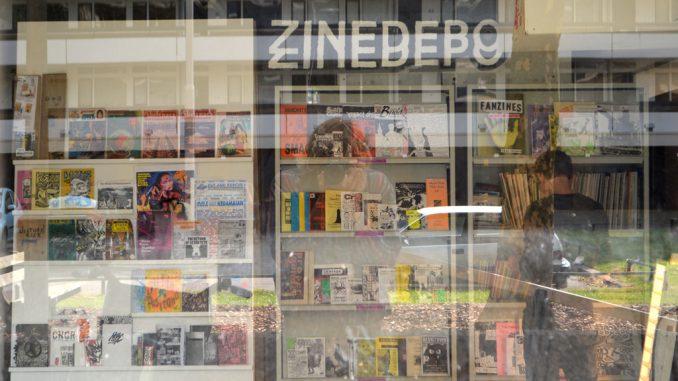 Marc van Elburg @ De Wereld Werkt in Arnhem
