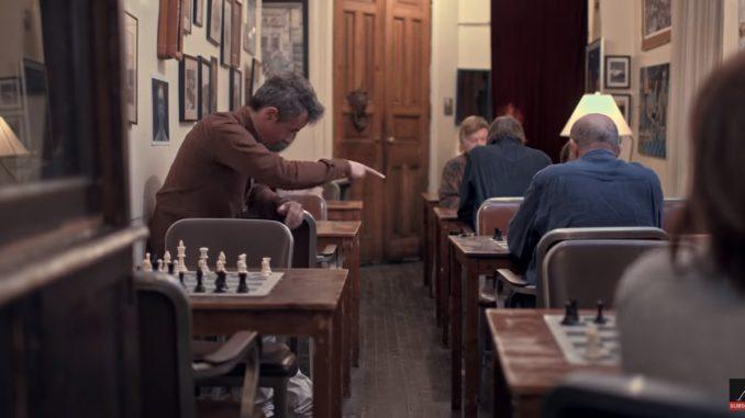 De laatste schaakwinkel van New York