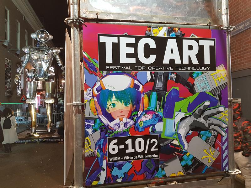 TEC Art 2019 @ Worm