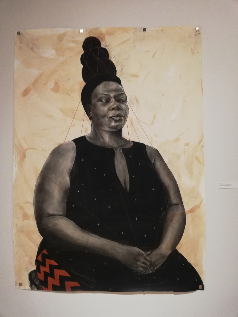 Los Angeles musea: CAAM // Robert Pruitt