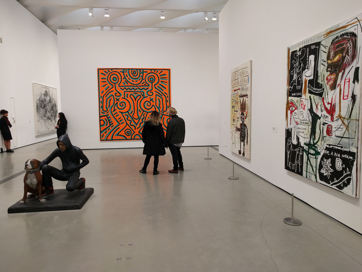 Los Angeles musea: The Broad