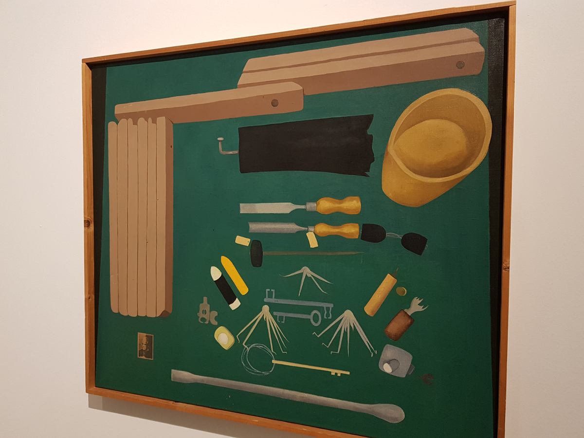 Setup 03 De Groen x Museum Arnhem @ Collectie De Groen