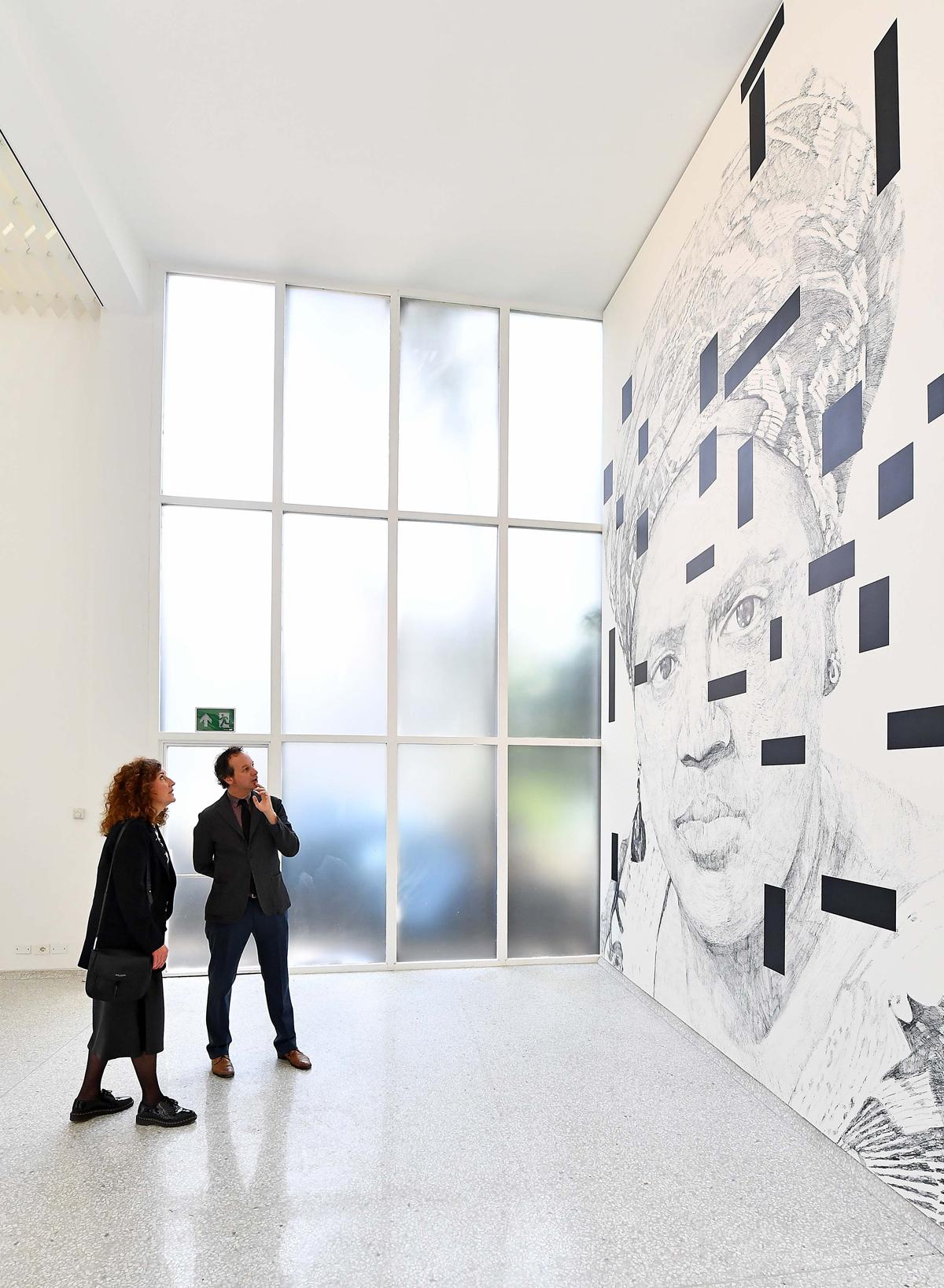 Biënnale van Venetië: Iris Kensmil en Remy Jungerman